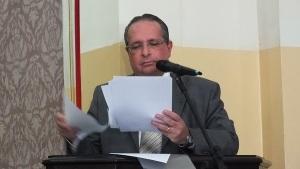 Mariano Henrique, Mitglied der Kommission und für den Fall verantwortlich
