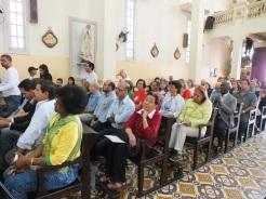 Pressekonferenz der Wahrheitskommission von Pernambuco am 27. Mai 2014