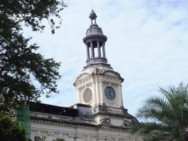 Juristische Fakultät von Recife, Uhrturm / Faculdade de Direito de Recife, relógio