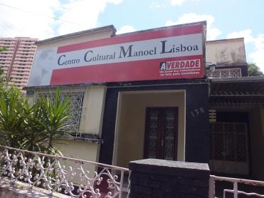 Kulturzentrum Manoel Lisboa / Centro cultural Manoel Lisboa