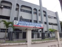 Krankenhaus des 4. Armeekorps in Recife / Hospital Geral do 4° Exército
