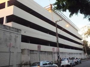 Parkhaus des 4. Armeekorps, ehem. DOI-CODI in Recife / Edifício Garagem do 4° Exército, Ex-DOI-CODI no Recife