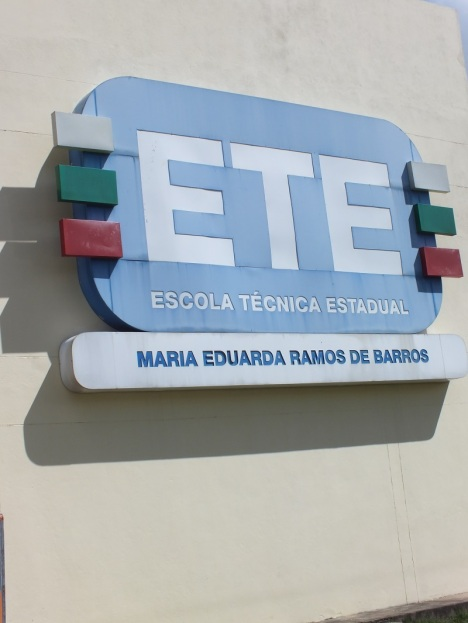 Die Technische Schule Maria Eduarda Ramos de Barros in Carpina