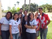 "Geschichtsprojekt ""Amnestie und Demokratie"" an der Technischen Schule Maria Eduarda Ramos de Barros in Carpina"
