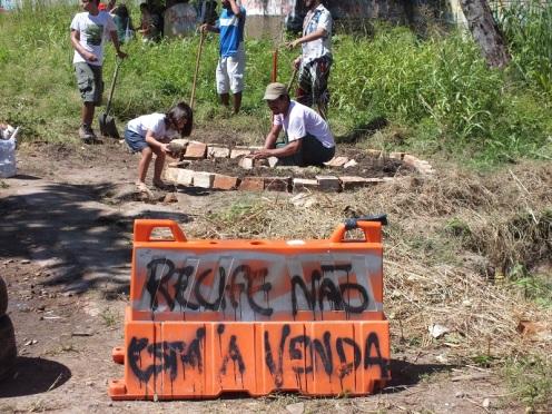 Ocupe Estelita: evento de protesto, dia 1° de junho
