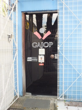 GAJOP office in Recife